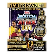 Match Attax 101 Football Trading Card Starter Pack