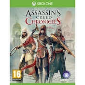 Assassin's Creed Chronicles Trilogy Xbox One Game