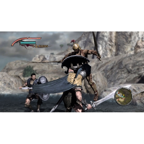 Warriors Legends Of Troy Game Xbox 360 - Image 3