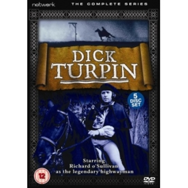 Dick Turpin: The Complete Series DVD