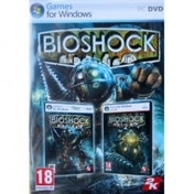 Bioshock 1 & 2 Double Pack Game PC