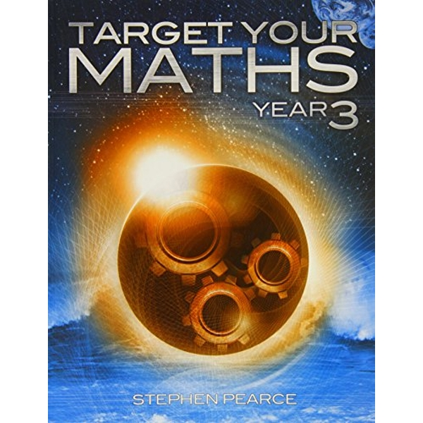 Target Your Maths Year 3: Year 3 by Stephen Pearce (Paperback, 2014)