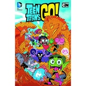 Teen Titans Go!: Truth,Justice, Pizza
