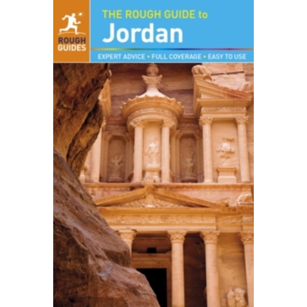 The Rough Guide to Jordan by Rough Guides (Paperback, 2016)