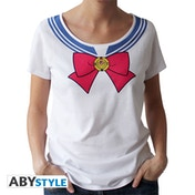 Sailor Moon - Cosplay Women's Medium T-Shirt - White