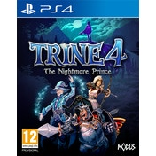 Trine 4 The Nightmare Prince PS4 Game