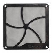 Silverstone 140mm Magnetic Fan Filter in Black