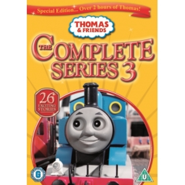 Thomas & Friends Series 3 DVD