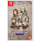 Mercenaries Saga Chronicles Nintendo Switch Game (#)