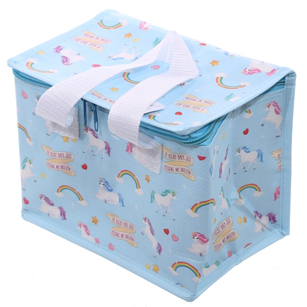 Fantasy Unicorn Design Lunch Box Cool Bag