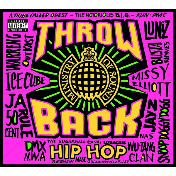 Ministry Of Sound - Hip Hop CD