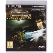 Dynasty Warriors 7 Empires Game PS3