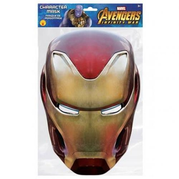 Iron Man Avengers Party Mask
