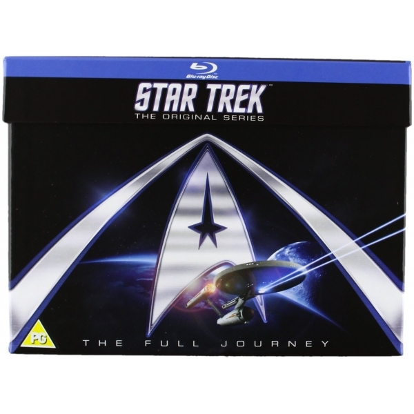 Star Trek The Original Series Complete Blu-ray