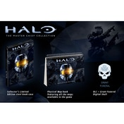 Halo the Master Chief Collection Limited Edition Xbox One Game