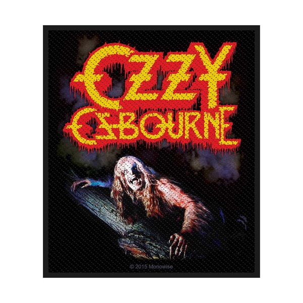 Ozzy Osbourne - Bark At The Moon Standard Patch