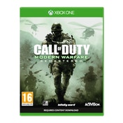 Call Of Duty Modern Warfare Remastered Xbox One Game