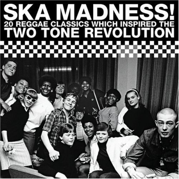 Various Artists - Ska Madness ! CD
