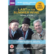 Last of the Summer Wine Series 31 & 32 DVD
