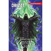 Dungeons & Dragons Legend Of Drizzt: Volume 4: Crystal Shard