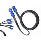 4gamers Premium Connect N Charge Kit PS4