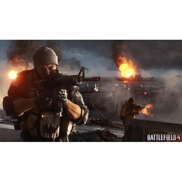 (USED) Battlefield 4 Game Xbox 360 - Image 2