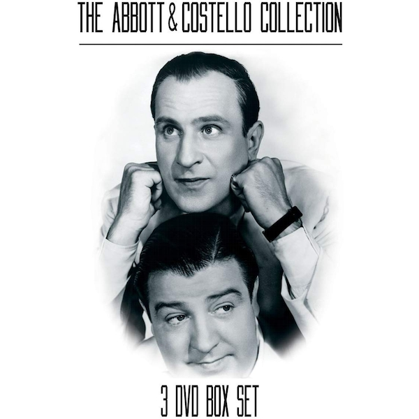 The Abbott And Costello Collection DVD