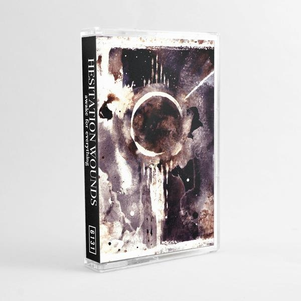 Hesitation Wounds ‎- Awake For Everything Cassette
