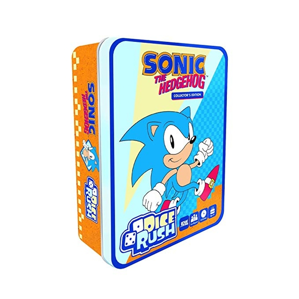 Sonic the Hedgehog: Dice Rush Board Game