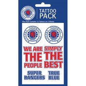 Glasgow Rangers Football Club Tattoo Pack