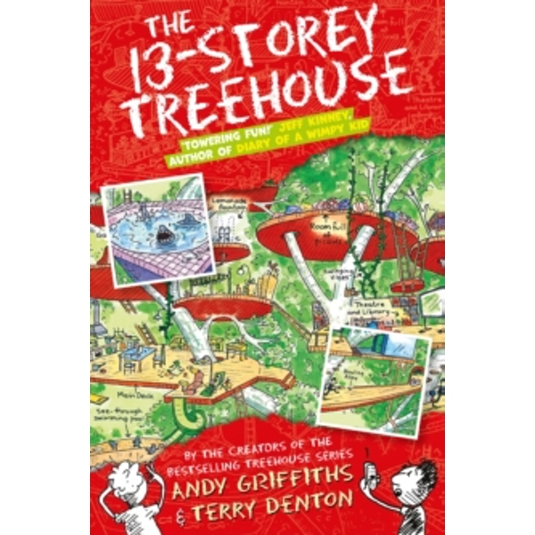 The 13-Storey Treehouse by Andy Griffiths (Paperback, 2015)