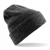 Antique Grey Heritage Knitted Beanie ZT