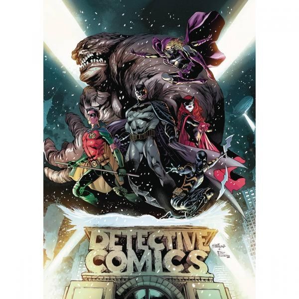 Batman  Detective Comics: Rebirth: Volume 1: Rise Of The Batmen