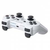 Official Sony DualShock 3 Controller White PS3