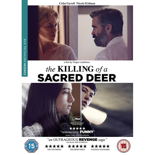 The Killing Of A Sacred Deer DVD