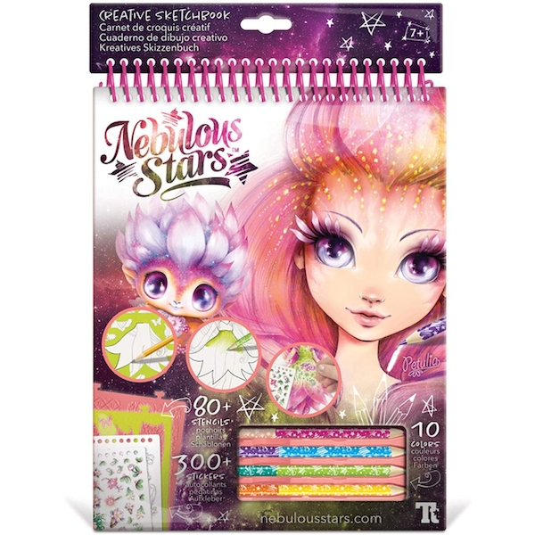 Nebulous Stars Creative Sketchbook - Petulia