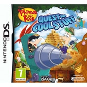 Phineas And Ferb Quest For Cool Stuff Game DS