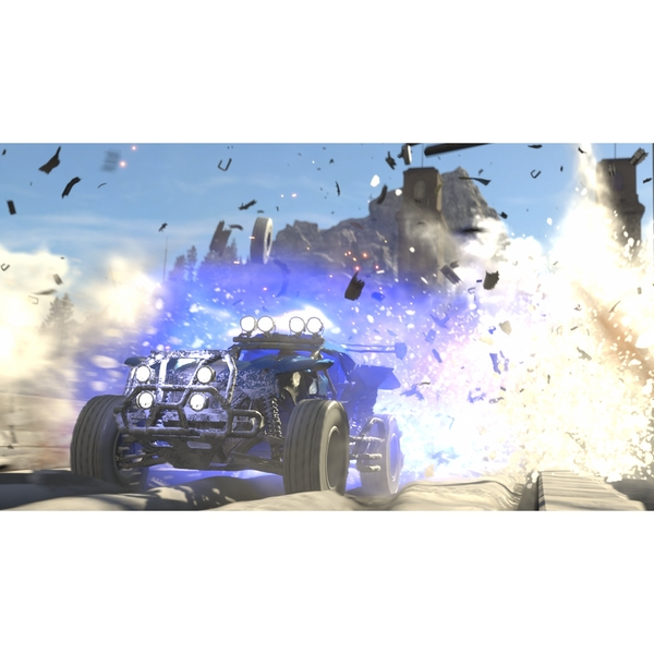 Onrush Day One Edition PS4 Game (Tombstone DLC) - Image 3
