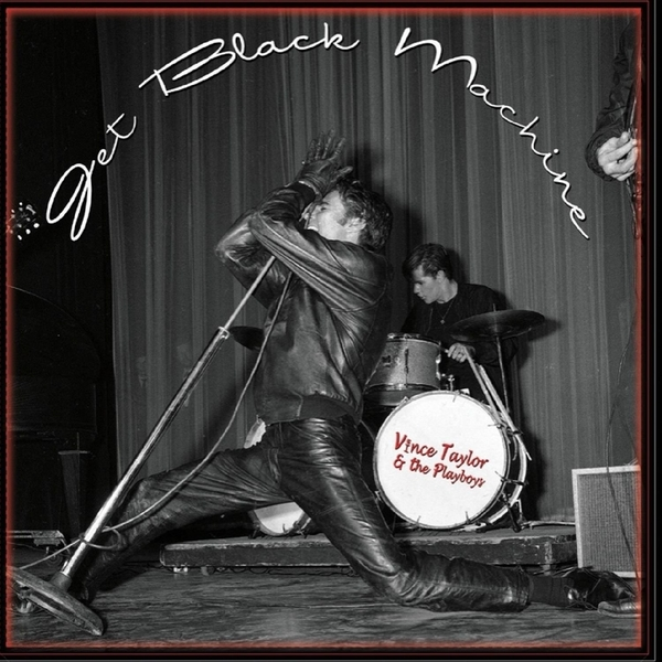 Vince Taylor & The Playboys - Jet Black Machine 1958-1962 Vinyl