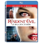 Resident Evil Collection 1-4 Blu-ray