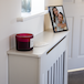 White Wooden Radiator Cover (Small)   M&W - Image 4