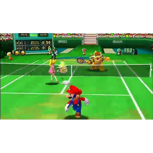 Mario Tennis Open 3DS Game (Selects) - Image 3