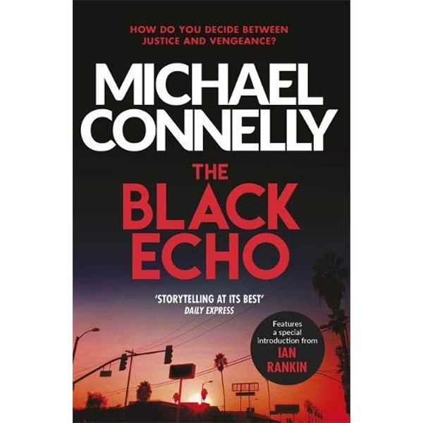 The Black Echo by Michael Connelly (Paperback, 2017)