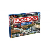 Monopoly Derby Edition Board Game