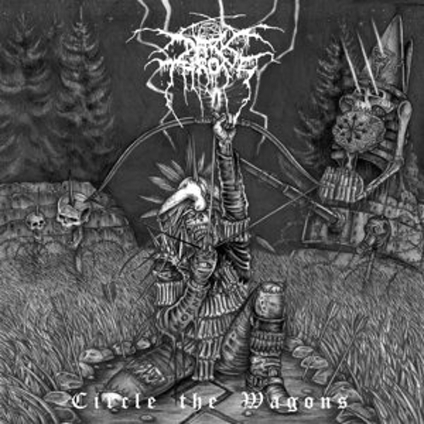 Darkthrone - Circle The Wagons Vinyl
