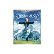 The Sound of Music 45th Anniversary Edition Double Play Blu-ray & DVD