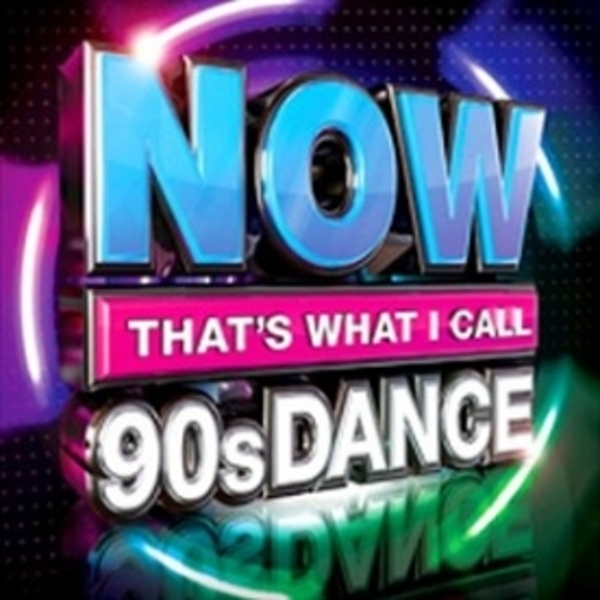 Now Thats What I Call 90s Dance CD