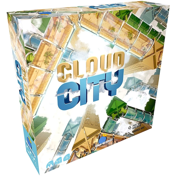 Cloud City Board Game