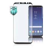 Hama 3D Full-Screen Protective Glass for Samsung Galaxy S8+, black