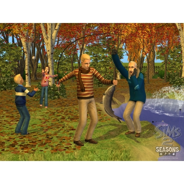 The Sims 2 Seasons Game PC - Image 2
